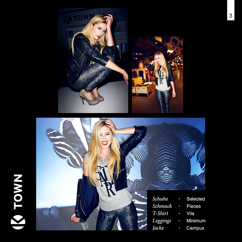 Part 2 - KARSTADT - K TOWN - 1st Online-Catalogue Shooting and ...